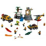 60161 Amplasamentul de explorare din jungla