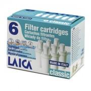 Laica classic vízszűrőbetét 6db