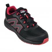 Slipbuster Footwear Slipbuster Mesh Safety Trainer Black Size 37 Size: 37