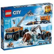 Lego City 60195 - Base Mobile Di Esplorazione Artica