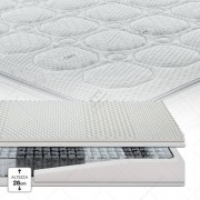 Cortassa Garda 800 Memory Top Sfoderabile Dry Amicor 190cm 170cm