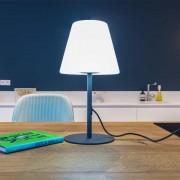lumisky Standy W52 witte vloerlamp E27