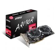 Grafička kartica AMD Radeon RX580 MSI Armor 8GB GDDR5, 2XHDMI/2xDP/DVI/RX 580 ARMOR 8G