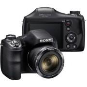 Digitalni fotoaparat Sony DSC-H300, crni