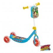 Trotinete 3 Rodas Mickey e os Super Pilotos