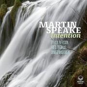 PID Martin Speake - Intention [CD] Usa import