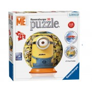 Ravensburger puzzle 3d minions 72, piese
