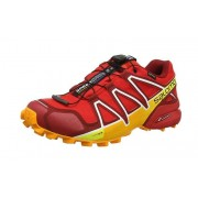 Salomon Speedcross 4 Gtx Rojo Naranja