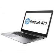 Laptop HP ProBook 470 G5, 17.3 inch LED FHD Anti-Glare (1920x1080), Intel Core i7-8550U Quad Core (1.8GHz, up to 4GHz, 8MB), video dedicat NVIDIA