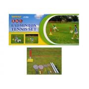 set badminton si tenis copii, reglabil