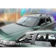 Paravanturi Geam Auto OPEL VECTRA B Combi an fabr. 1996-2002 ( Marca Heko - set FATA + SPATE )