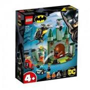 Конструктор Лего Супер Хироу - Бягство с Batman и Joker LEGO DC Comics Super Heroes, 76138