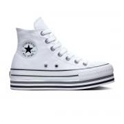 Converse All Stars Chuck Taylor Eva Lift-Hi 564485C Wit-35