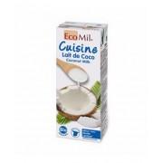 Ecomil Bio Kókusztejszín UHT 200 ml