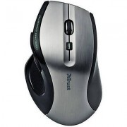 Trust MaxTrack Wireless mouse óptico negro