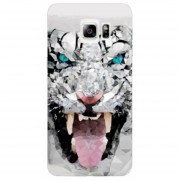 Funda Case SAMSUNG GALAXY S6 - Tigre Blanco