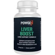 PowGen Liver Boost - regeneriert deine Leber und hilft dir effektiv Bauchfett loszuwerden