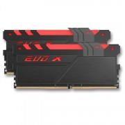 Memorija DIMM DDR4 2x8GB 3000MHz GeIL EVO CL16 RGB, GAEXY416GB3000C16ADC