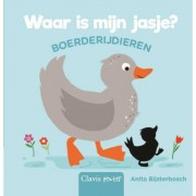 Waar is mijn jasje? boerderijdieren - Anita Bijsterbosch