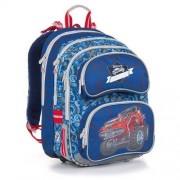 Topgal Plecak szkolny Topgal CHI 841 D - Blue