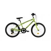 Bicicleta Copii Kreativ 2013 (Galben/Negru)