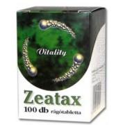 Zeatax gyógynövénytartalmú étrendkiegészítő