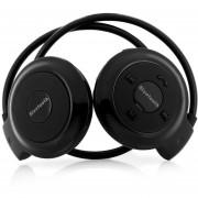 Audífonos Bluetooth Inalámbricos Deportivos, Nuevo Universal Mini 503 Audifonos Bluetooth Manos Libres Auriculares Con Micro Tarjeta De Ranura Para Sony Iphone Samsung (negro)