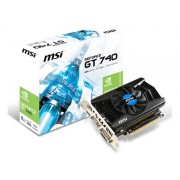 Outlet: MSI GeForce N740-2GD3 - 2GB - PCI-E
