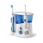 WATERPIK COMPLETE CARE IRRIGADOR + CEP 163861 WATERPIK IRRIGADOR ULTRA WP100 + - CEPILLO ELECTRICO SENSONIC PLUS SR 3000 ( )