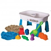 Kinetic Sand Sandcastle Play Table Set 6031658