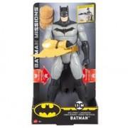 Figurina Mattel Batman Knight Missions Deluxe Batman Disc Strikes 30Cm