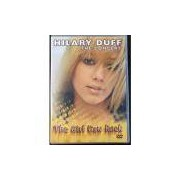 DVD Hilary Duff - The Girl CAN Rock