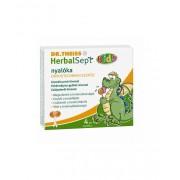 DR.THEISS HERBALSEPT K IDS NYALÓKA 4 DB