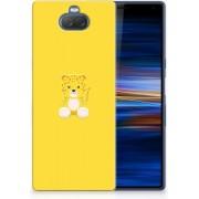 Sony Xperia 10 Plus Uniek TPU Hoesje Baby Lepperd
