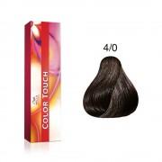 WP vopsea demi-permanenta COLOR TOUCH Pure Naturals 4/0, 60 ml