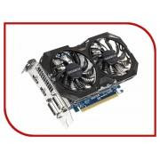 Видеокарта GigaByte GeForce GTX 750 Ti 1059Mhz PCI-E 3.0 4096Mb 5400Mhz 128 bit 2xDVI 2xHDMI HDCP GV-N75TWF2OC-4GI