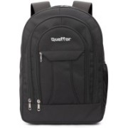 quaffor 19 inch Laptop Backpack(Black)