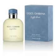 Dolce & gabbana light blue eau de toilette 75 ml spray