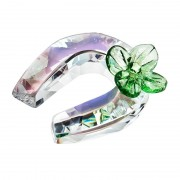 Decoratiune cristal Preciosa - Good Luck Horseshoe (Potcoava norocoasa)