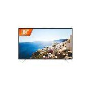 Smart Tv Led 39`` Full Hd Semp Tcl L39S4900Fs 3Hdmi 2Usb Com Wifi E Conversor Digital Integrados