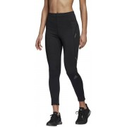 adidas How We Do - pantaloni running 7/8 - donna - Black