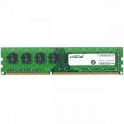 Crucial RAM 8GB DDR3L 1600 MT/s (PC3L-12800) CL11 Unbuffered UDIMM 240pin 1.35V/1.5V CT102464BD160B