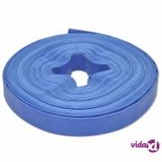 """vidaXL 25 m 1 """" PVC plosnato crijevo za vodu"""