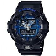 Casio G-shock Analog-Digital Blue Dial Mens Watch-GA-710-1A2DR (G739)