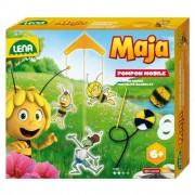 Lena pompom figura készítő, Maja a méhecske