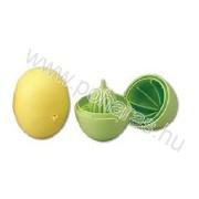 Citrom alakú citromfacsaró