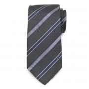 Grafitszürke nyakkendő 9800
