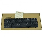 Eathtek New Laptop Keyboard for HP Compaq CQ71 G71 G71 G71T series Black US Layout Compatible with part# 517627-001 532808-001 MP-07F13US-920 532809-001