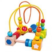 Cub cu activitati Bino Labirintul cu Margele