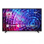 "Philips 43pfs5503/12 108 cm (43 inch) Full HD TV ""Triple Tuner"